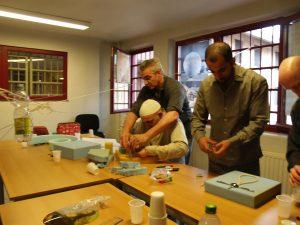 Interactive book presentation 'Spelen met schaduw en licht' @ PC Sint-Kamillus   Bierbeek   Vlaanderen   Belgium