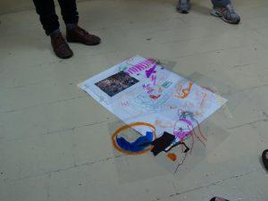 Interactive book presentation 'Spelen met schaduw en licht'